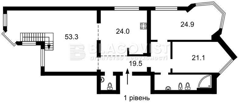 Квартира F-44547, Героев Сталинграда просп., 24а, Киев - Фото 5