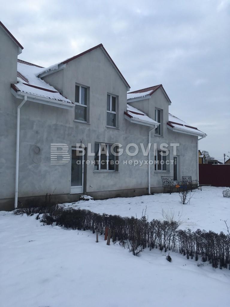 Дом A-112000, Пушкина, Борисполь - Фото 1