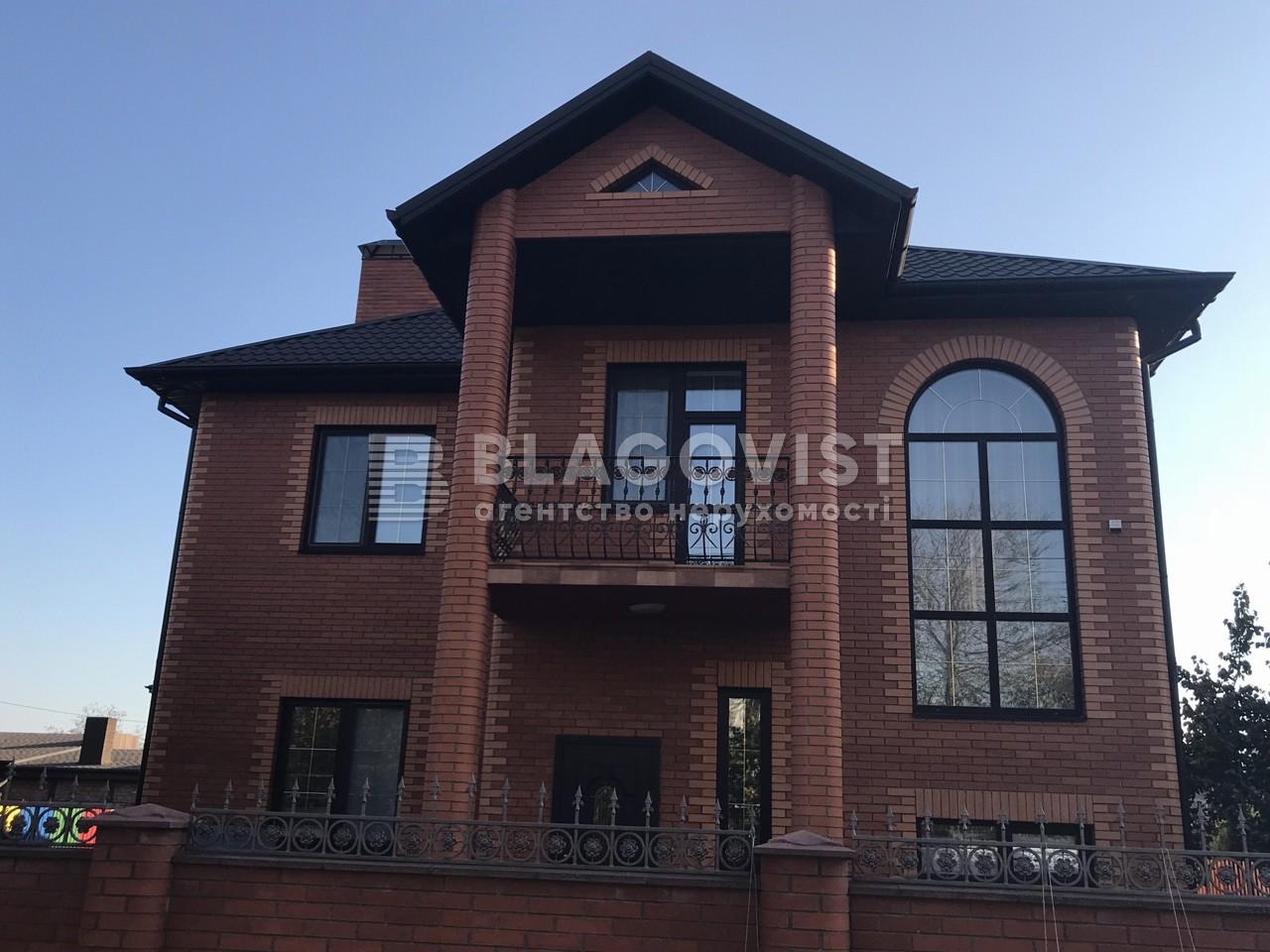 Дом Z-77413, Садовая (Осокорки), Киев - Фото 1