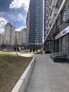 non-residential premises, Sverstiuka Evhena (Raskovoi Maryny), Kyiv, C-109073 - Photo
