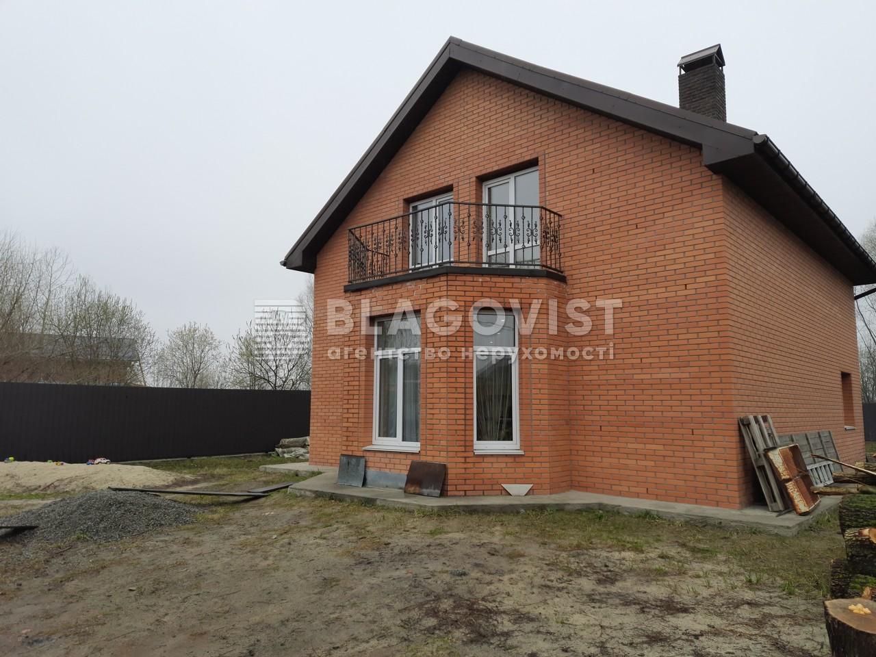 Дом E-40813, Ягодная, Киев - Фото 1