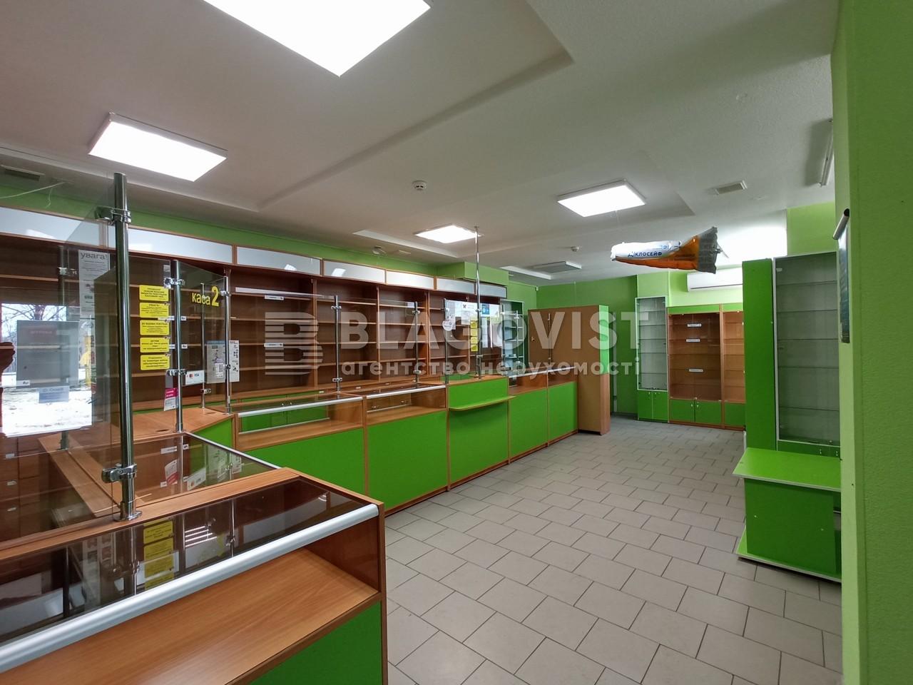 Нежилое помещение, Волгоградская, Киев, E-40858 - Фото 4