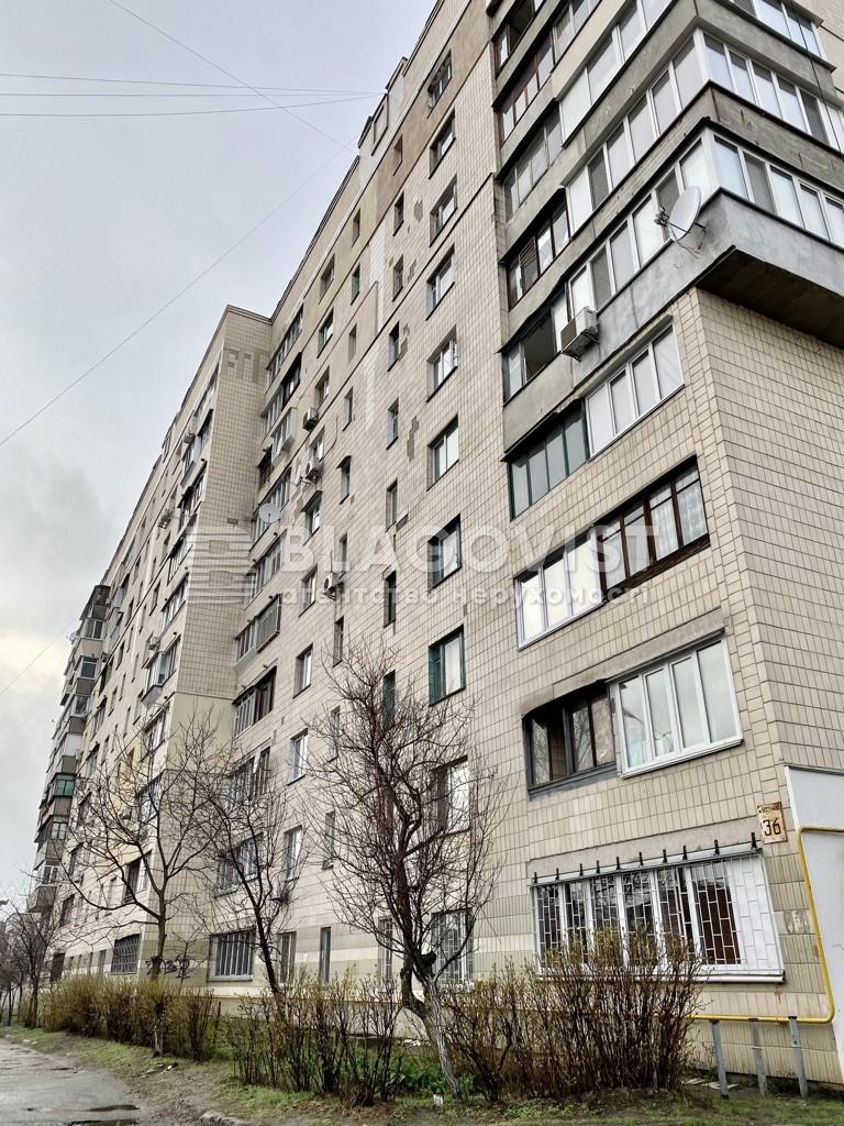 Квартира A-112025, Бестужева Александра, 36, Киев - Фото 1