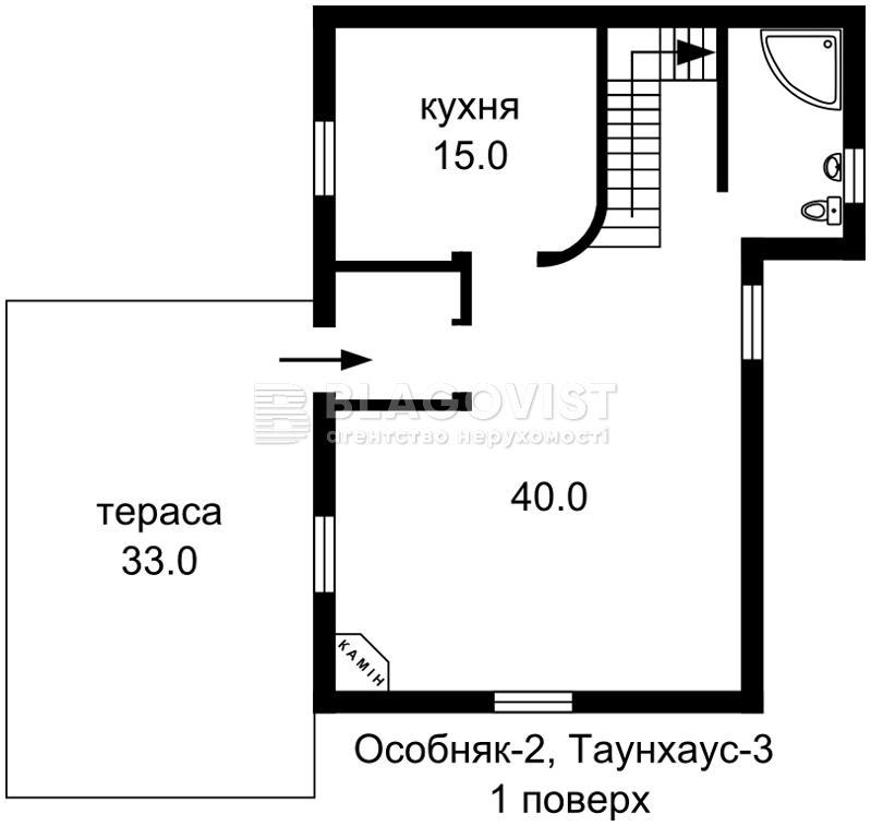 Готель, H-49896, Добрий Шлях, Київ - Фото 12