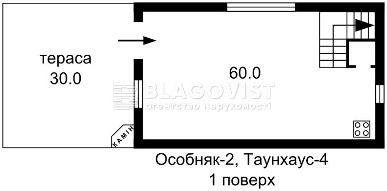 Готель, H-49896, Добрий Шлях, Київ - Фото 14