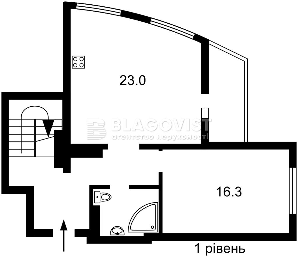 Квартира A-112227, Харьковское шоссе, 188, Киев - Фото 3