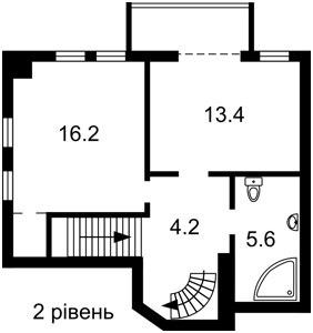 Квартира D-37166, Дружбы Народов бульв., 14/16, Киев - Фото 8