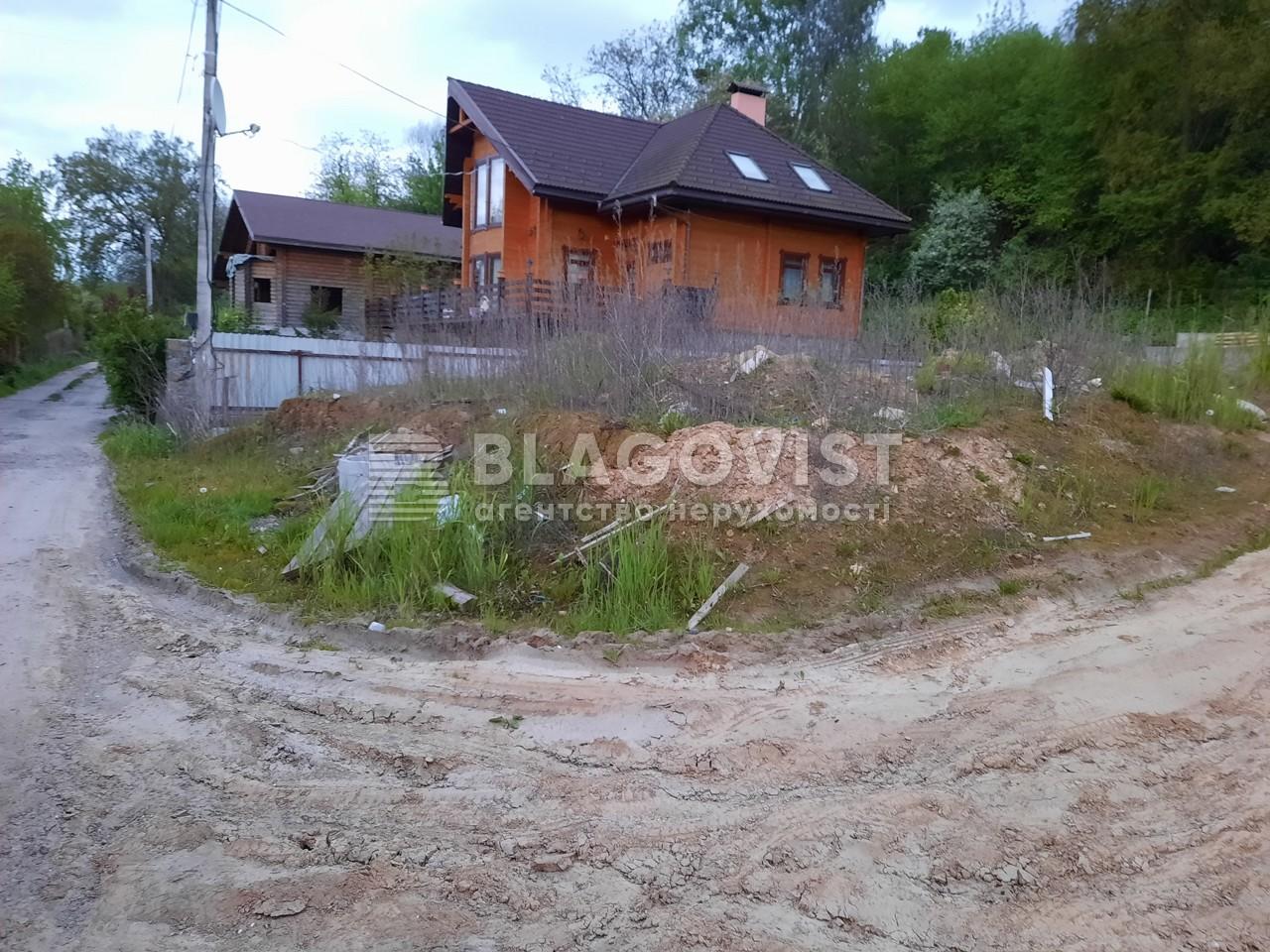 Земельный участок P-29687, Кащенко Академика, Киев - Фото 1