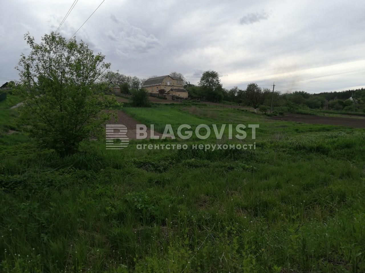 Земельный участок A-112302, Киевский пер., Гатное - Фото 3