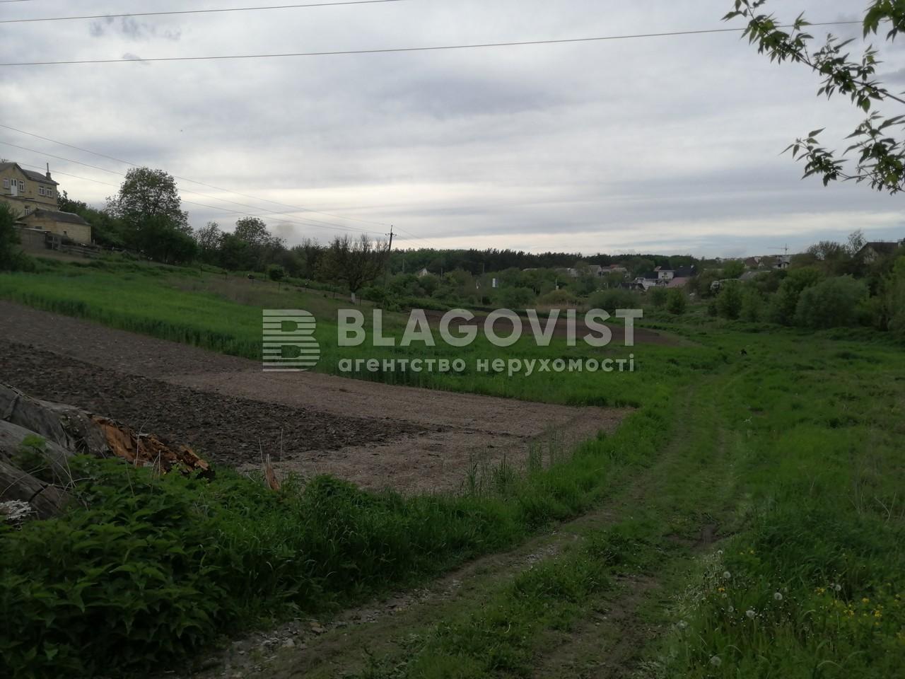 Земельный участок A-112302, Киевский пер., Гатное - Фото 7