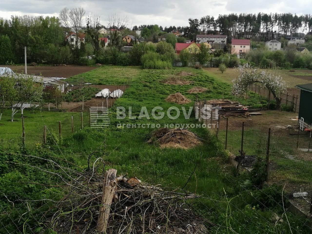 Земельный участок A-111479, Садовая, Ходосовка - Фото 1