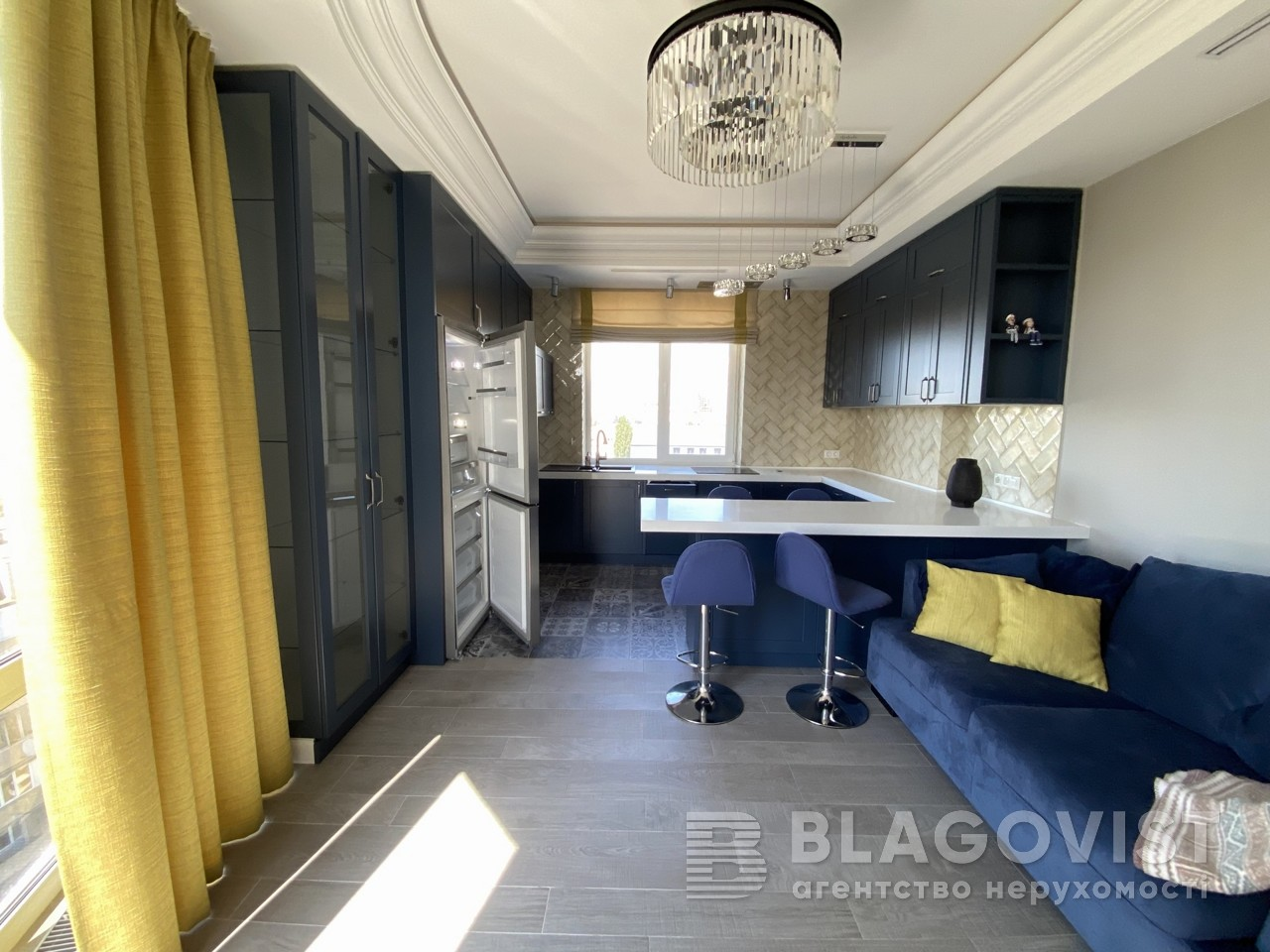 Квартира F-42256, Кирилло-Мефодиевская, 2, Киев - Фото 1
