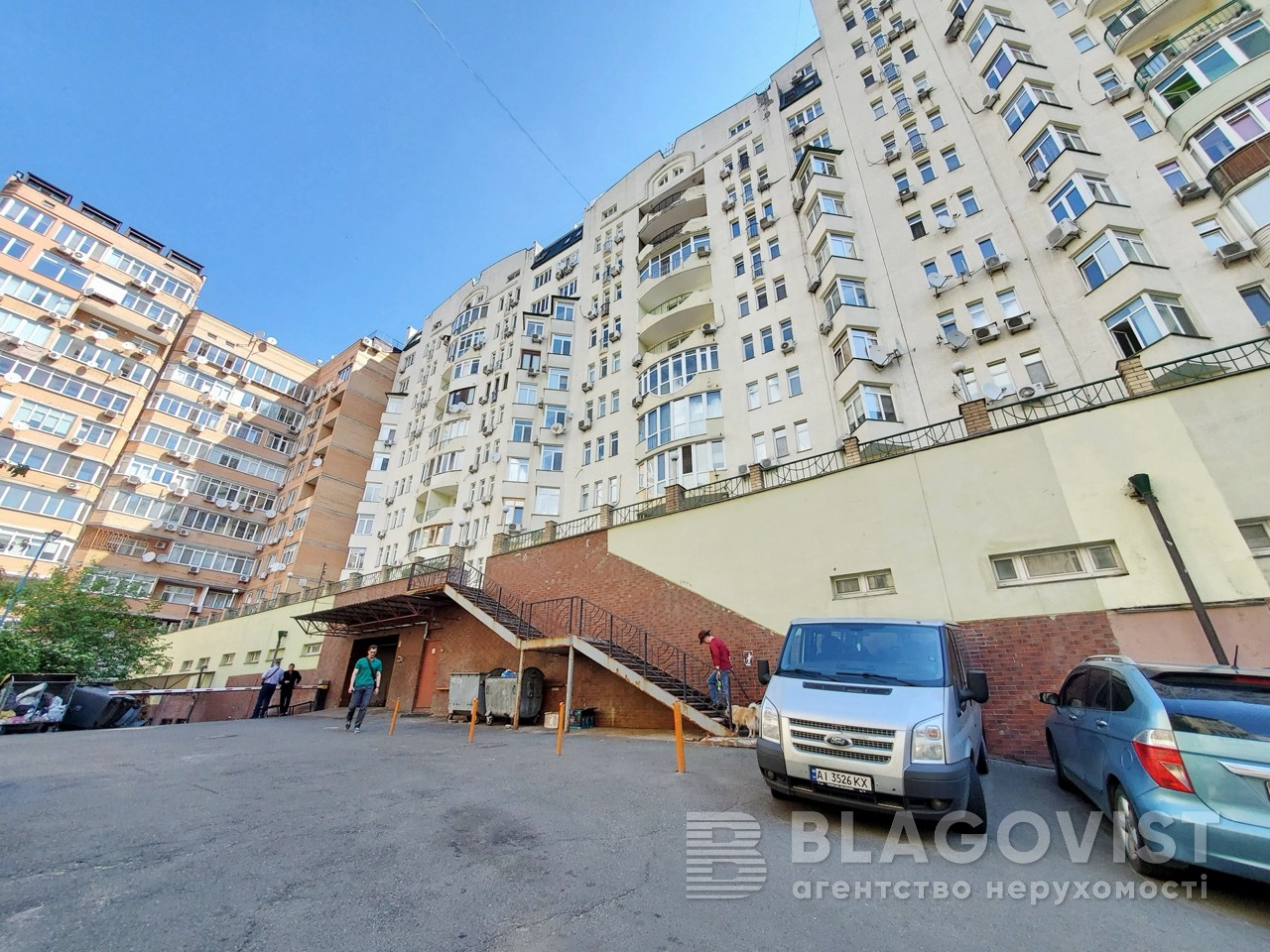 Офис, Дмитриевская, Киев, E-41063 - Фото 19