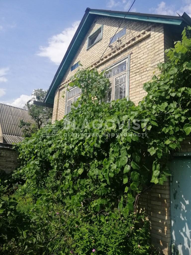Дом H-50298, 4-я Озерная, Киев - Фото 1