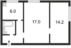 Квартира Приймаченко Марии бульв. (Лихачева), 8б, Киев, R-40361 - Фото 2