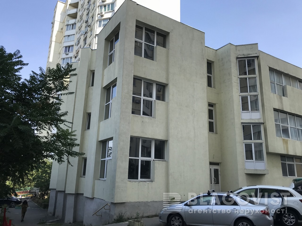 Нежилое помещение, R-37583, Эрнста, Киев - Фото 1