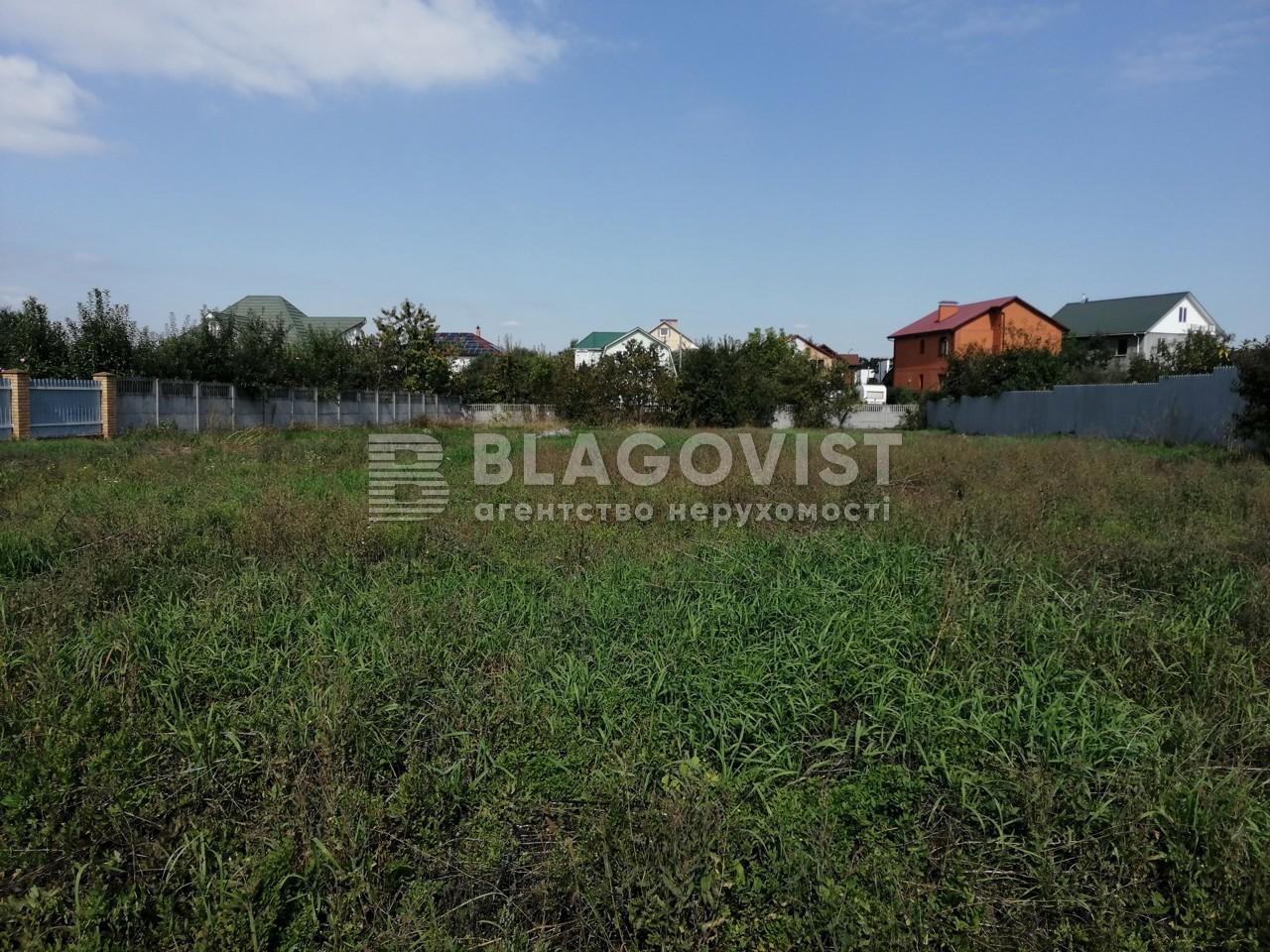 Земельный участок A-112532, Доброго дуба, Гатное - Фото 5