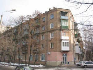 non-residential premises, Kryvonosa Maksyma, Kyiv, C-107389 - Photo