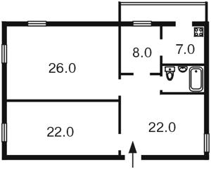 Коммерческая недвижимость, C-75407, Институтская, Печерский район