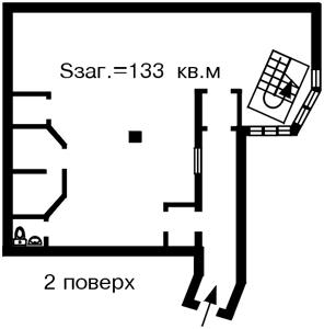Нежилое помещение, Мишуги Александра, Киев, C-83837 - Фото2
