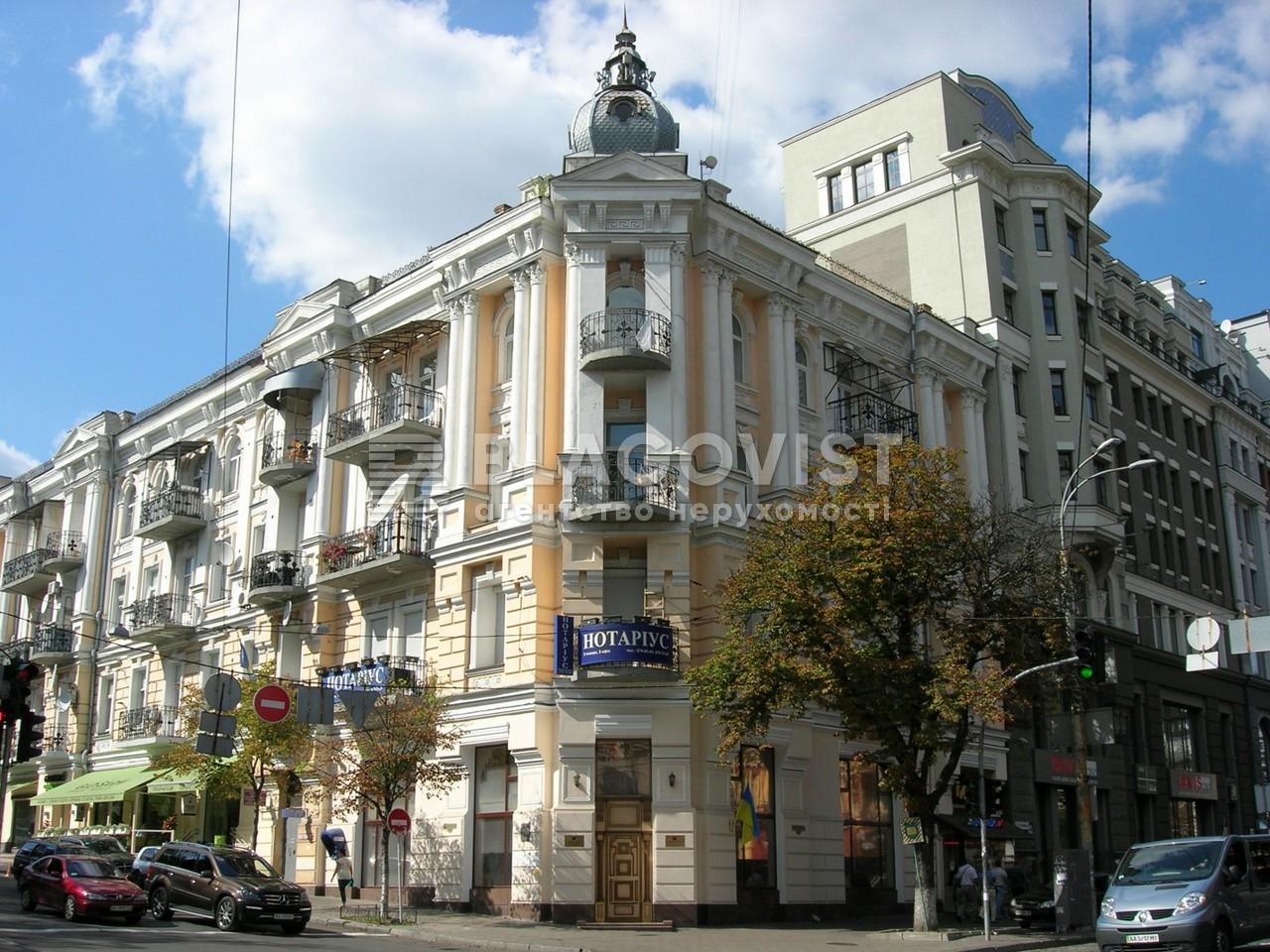 Квартира C-92646, Владимирская, 40/2, Киев - Фото 1