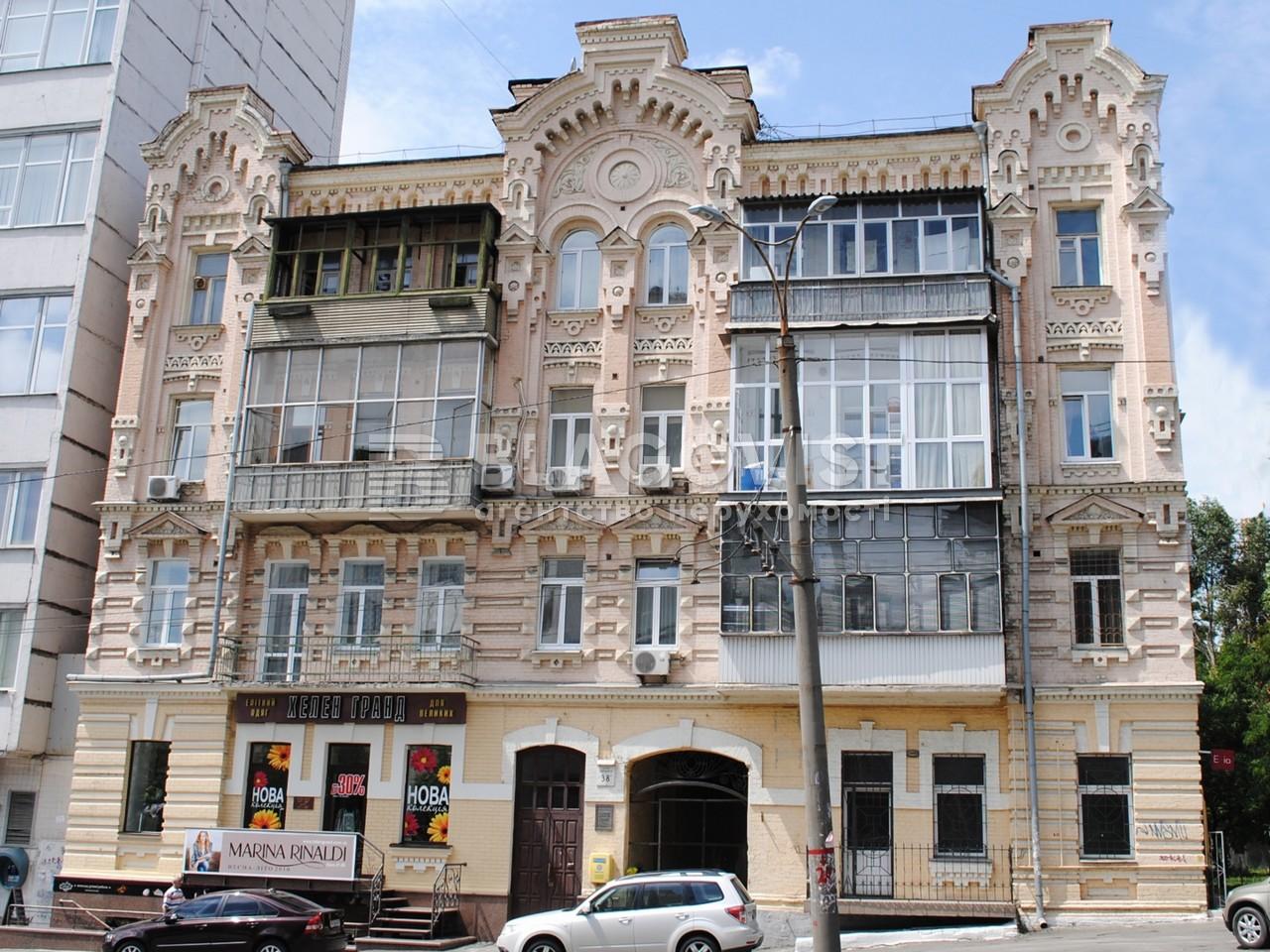 Квартира A-67130, Антоновича (Горького), 38а, Киев - Фото 1