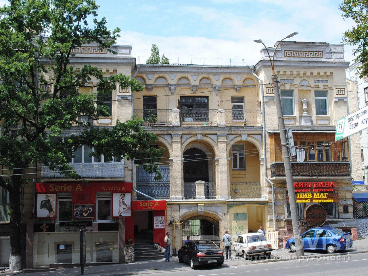 Квартира G-785, Антоновича (Горького), 32, Киев - Фото 1