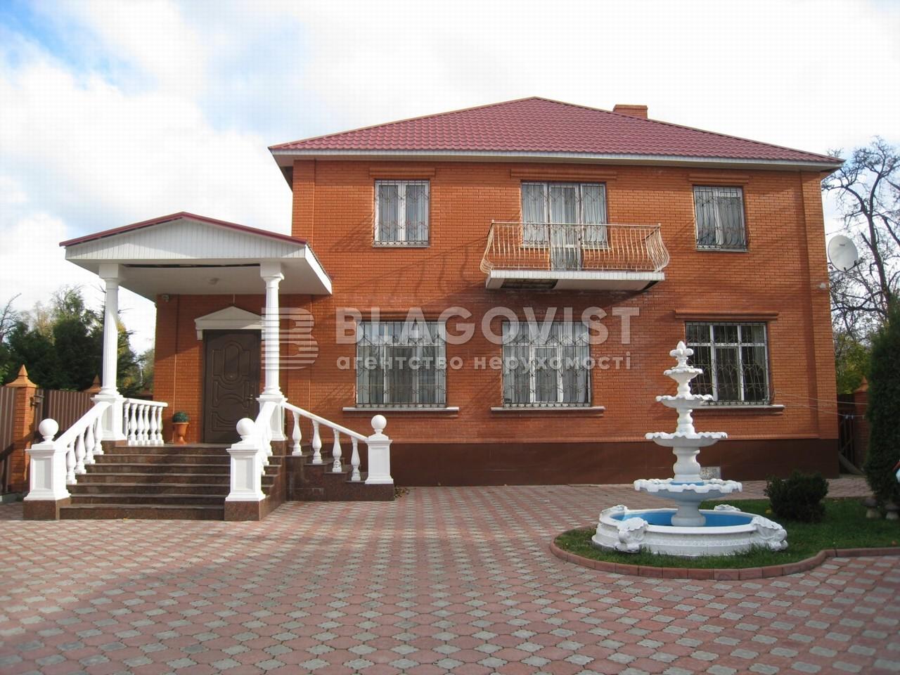 Дом F-29603, Яснополянская, Киев - Фото 1