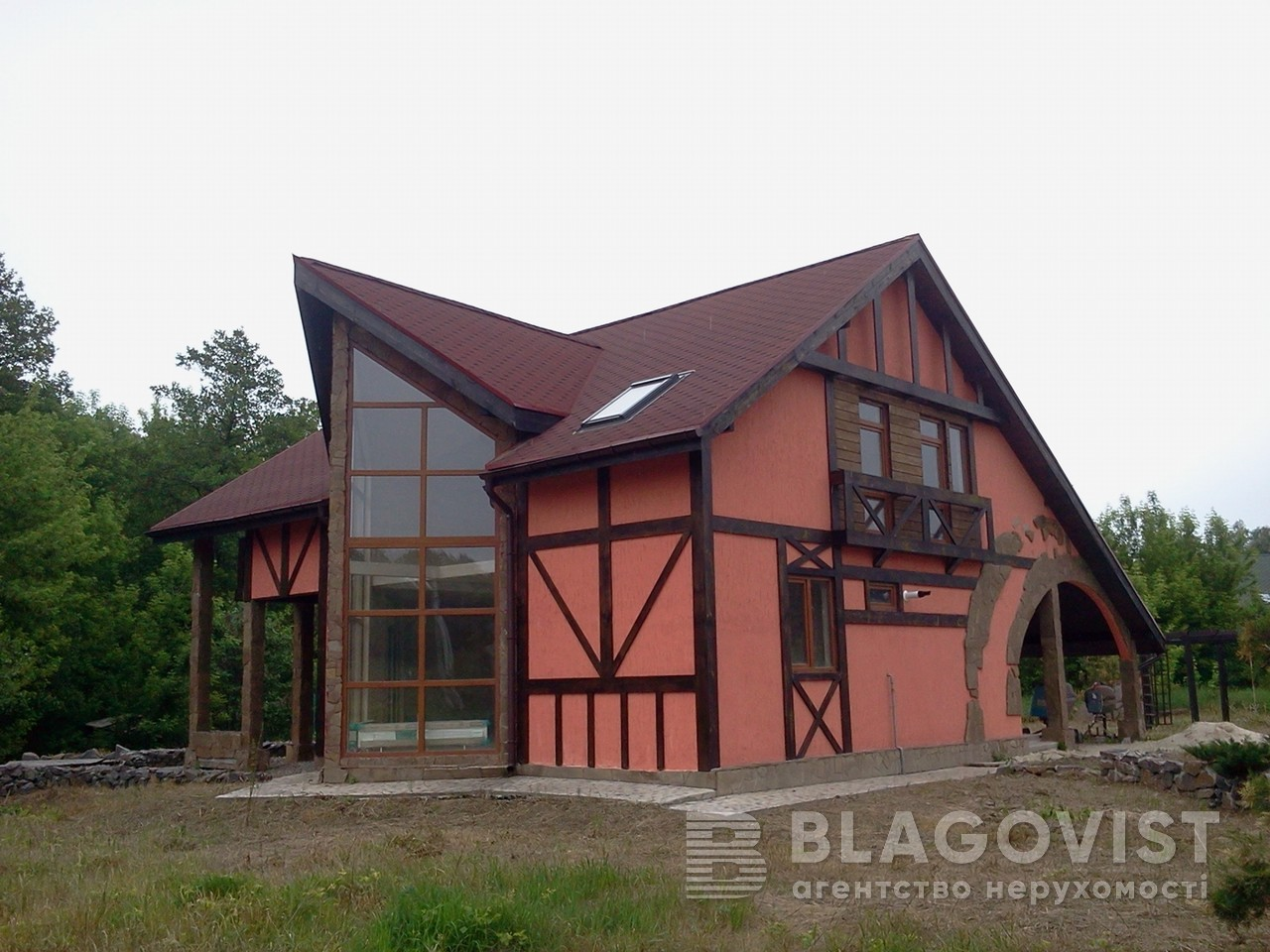 Дом X-7857, Великая Бугаевка (Васильковский) - Фото 1