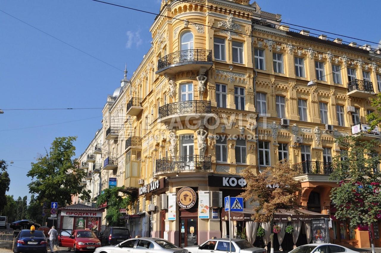 Нежитлове приміщення, H-40545, Хмельницького Богдана, Київ - Фото 1