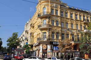 non-residential premises, Khmelnytskoho Bohdana, Kyiv, M-37255 - Photo
