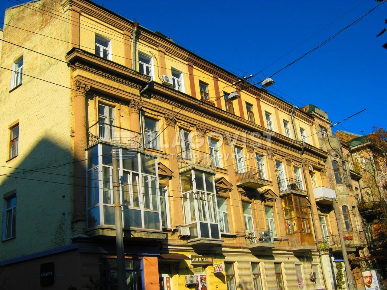 Нежитлове приміщення, D-34943, В.Житомирська, Київ - Фото 1