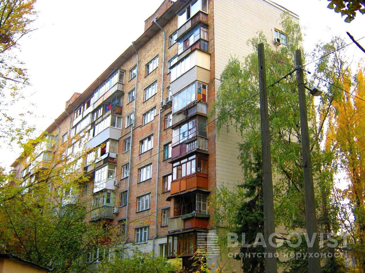 Квартира F-9454, Новогоспитальная (Щорса пер.), 5, Киев - Фото 4