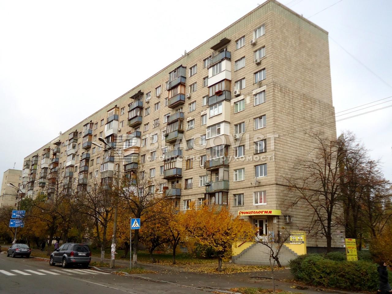 Нежилое помещение, M-37582, Шолом-Алейхема, Киев - Фото 1