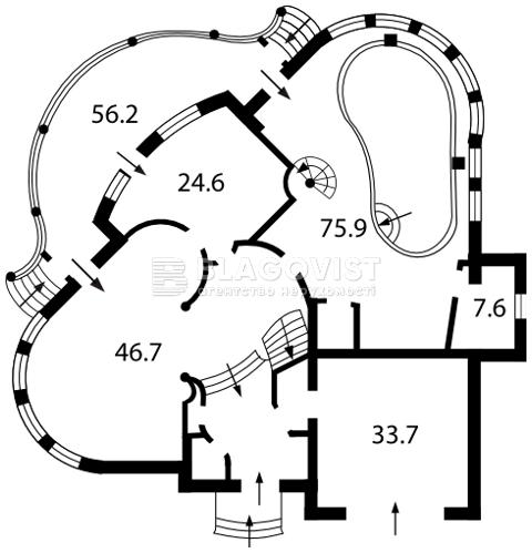 Дом Z-1431850, Соловьяненко, Козин (Конча-Заспа) - Фото 4