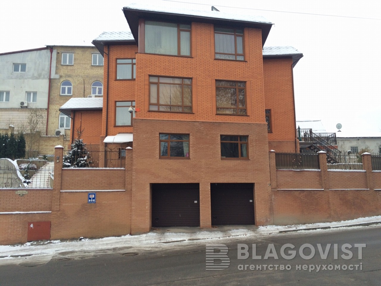 Дом X-11417, Гвардейская, Киев - Фото 1
