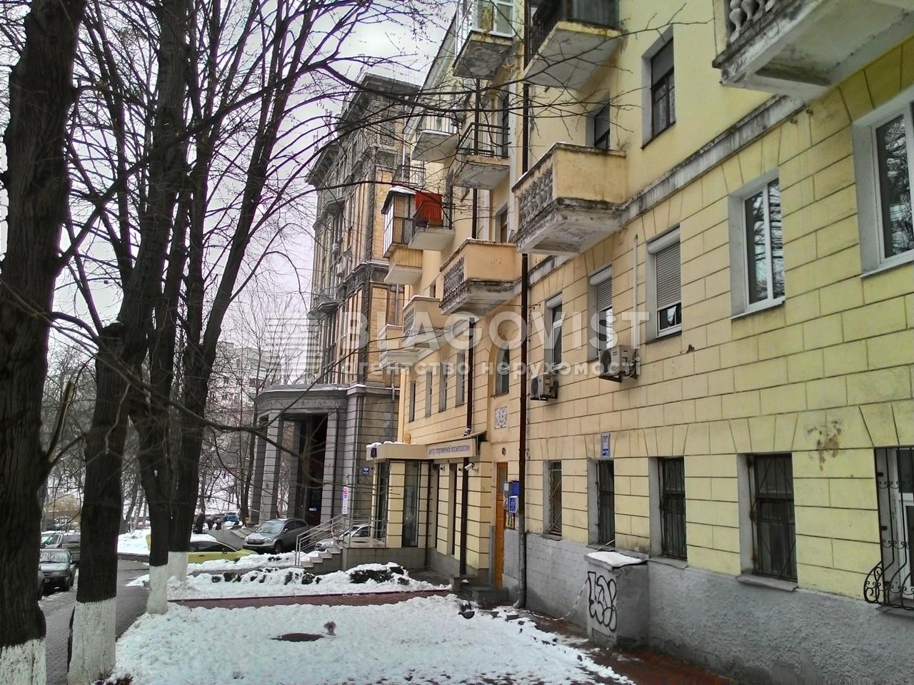 Квартира Z-1072039, Хмельницкого Богдана, 66, Киев - Фото 1