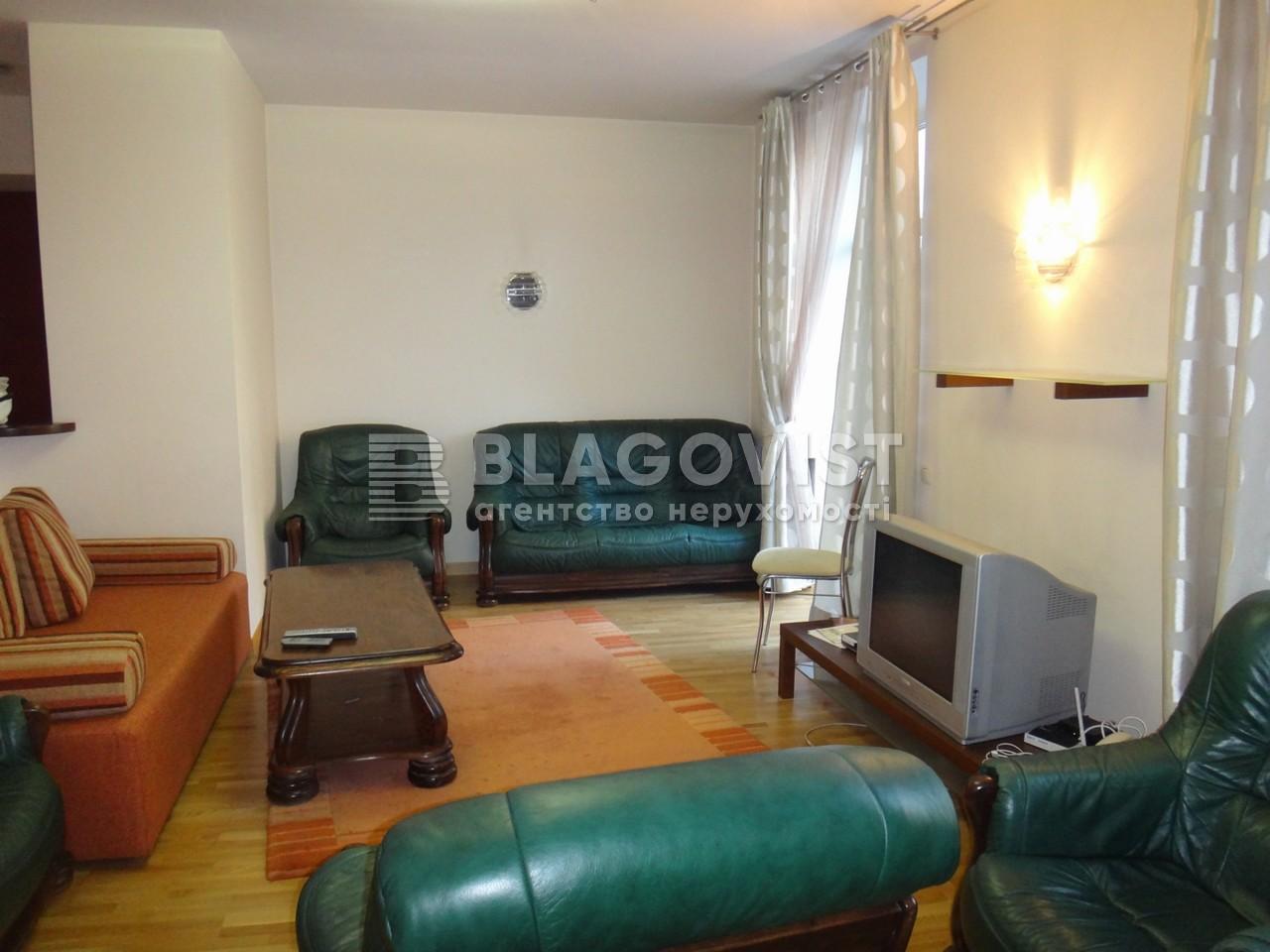 Квартира Z-1513202, Шевченко Тараса бульв., 6, Киев - Фото 1
