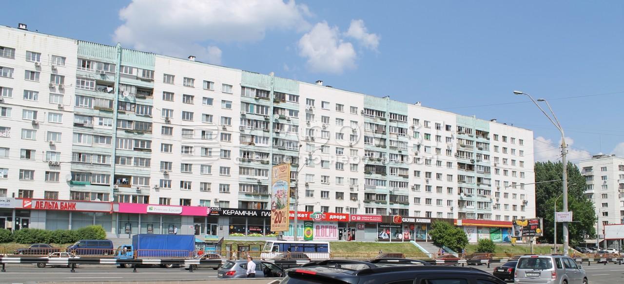 Квартира F-44669, Перемоги просп., 20, Київ - Фото 1