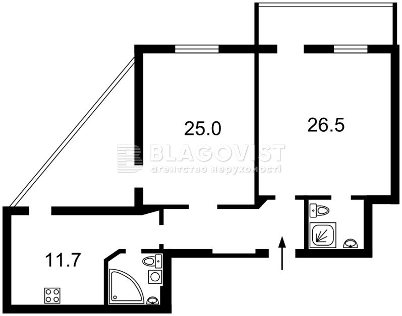 Квартира Z-742778, Пушкинская, 39, Киев - Фото 3
