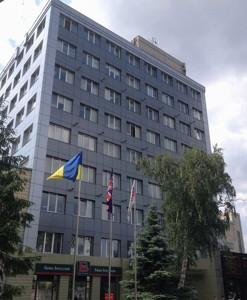 Бизнес-центр, Жилянская, Киев, F-27200 - Фото