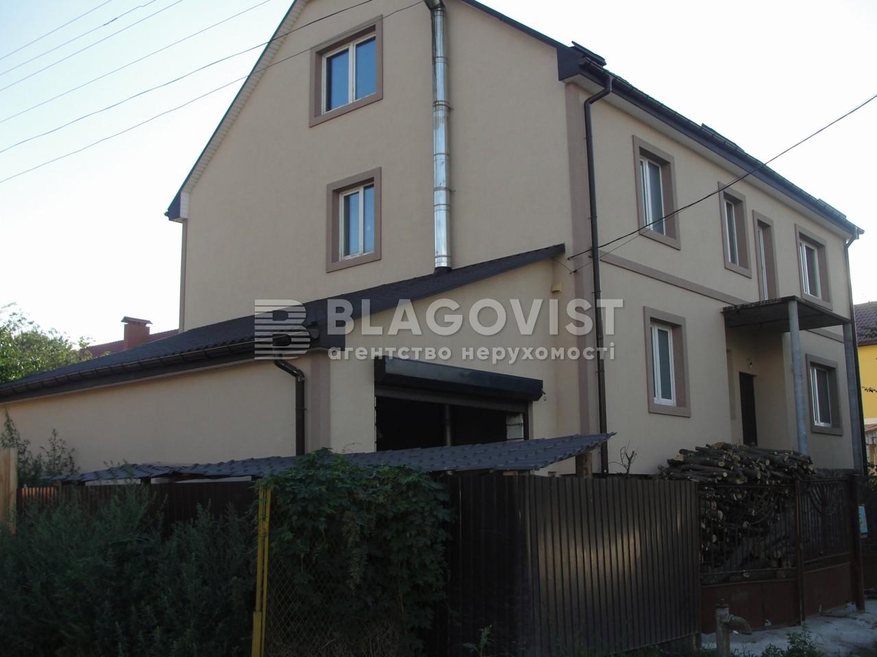 Дом Z-1004076, Ходосовка - Фото 3