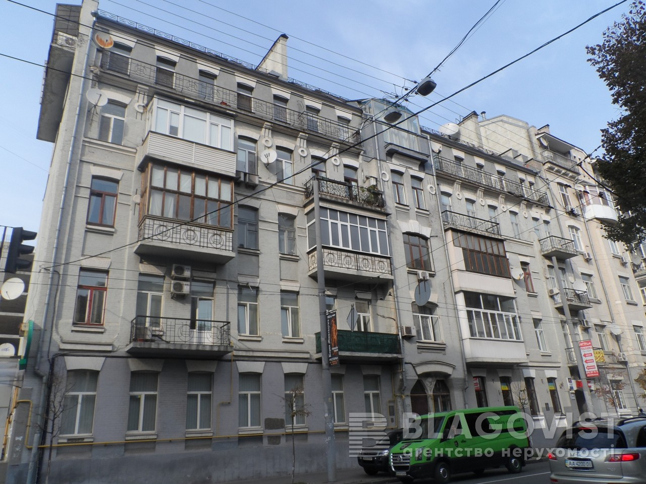 Квартира F-37098, Сечевых Стрельцов (Артема), 42, Киев - Фото 1