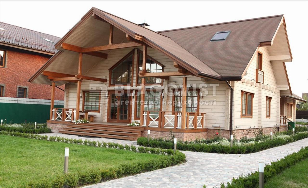 Дом Z-1648705, Шолуденко, Вышгород - Фото 1