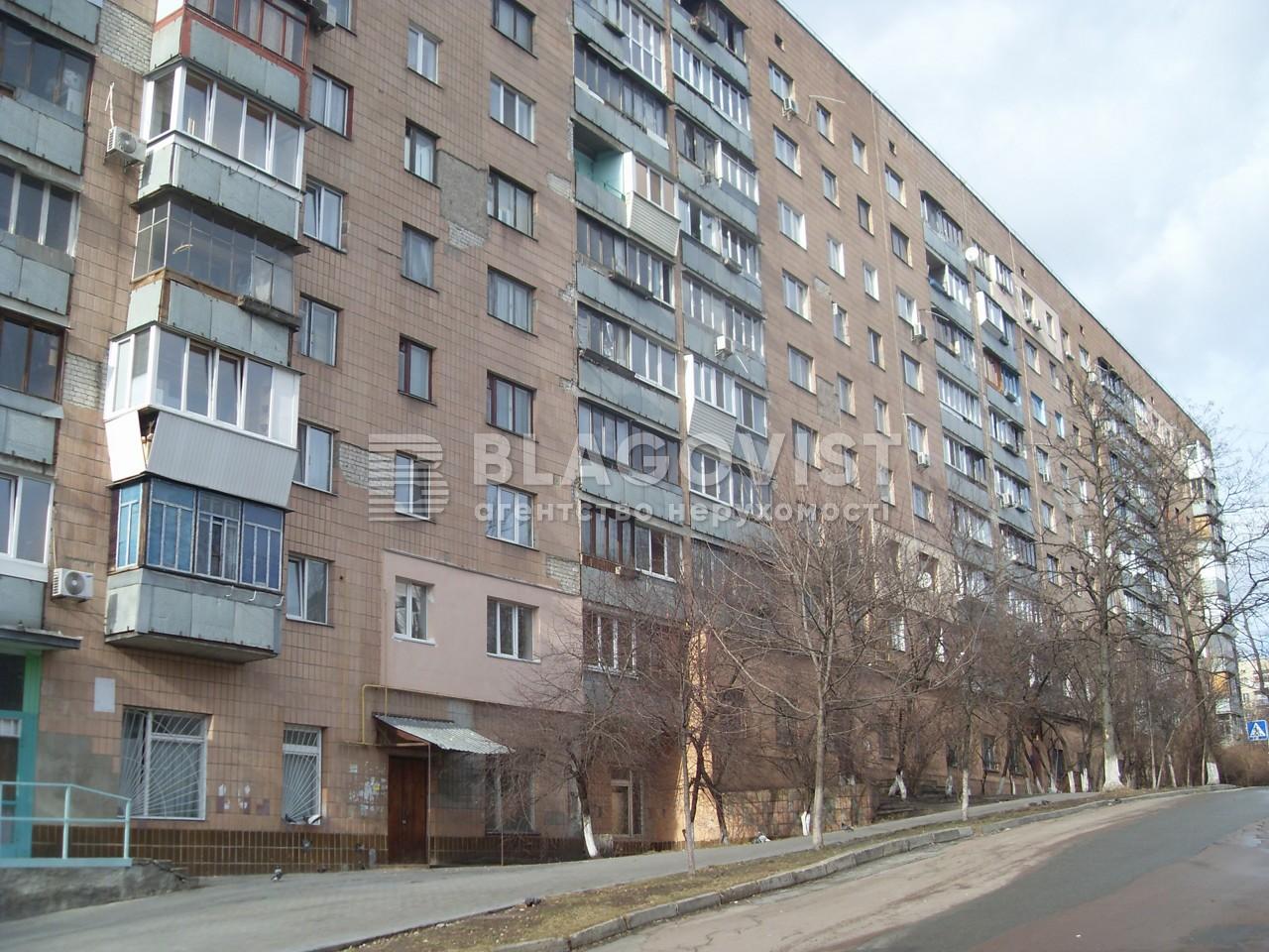 Квартира Z-701804, Половецька, 16, Київ - Фото 1