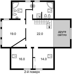 Будинок Козин (Конча-Заспа), M-28447 - Фото2