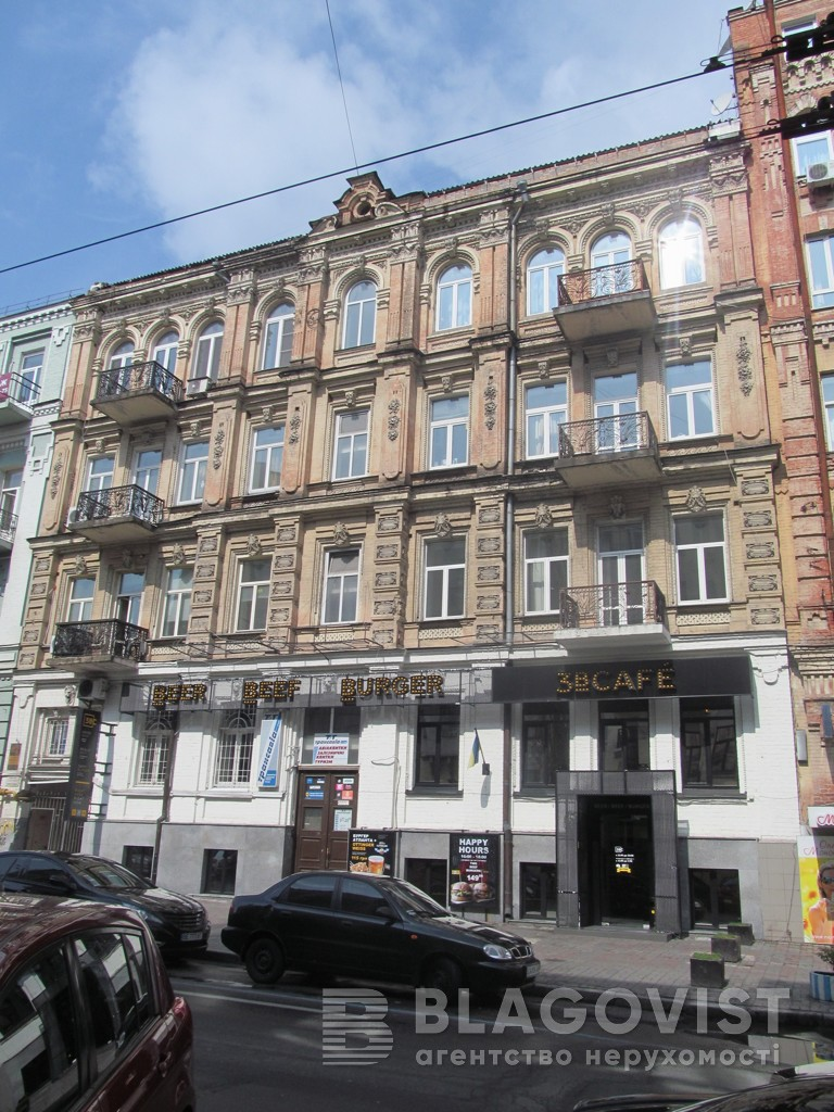 Квартира A-96458, Шота Руставелі, 22а, Київ - Фото 1