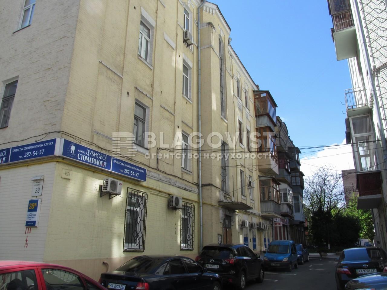 Квартира A-110978, Антоновича (Горького), 28, Киев - Фото 1