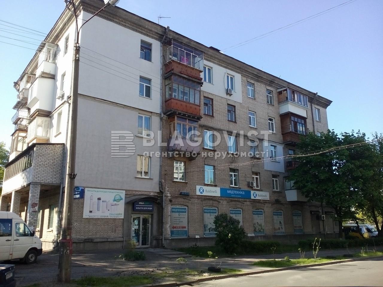 Квартира A-108072, Строителей, 32/2, Киев - Фото 1