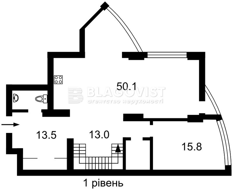Квартира Z-1891919, Глубочицкая, 32б, Киев - Фото 8